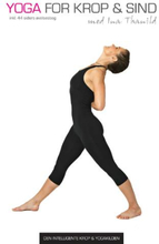 Yoga for krop & sind (dvd + 44 s. øvelsesbog)