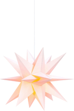 Julstjärna Skillinge 3D