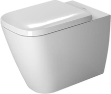 Duravit Happy D.2 back-to-wall toalett, 365x570 mm, hvit