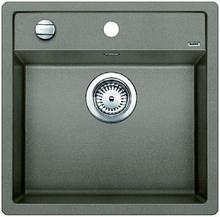 Blanco Dalago 5 MX Kjøkkenvask 51,5x51 cm m/kurvventil, Silgranitt Trøffel