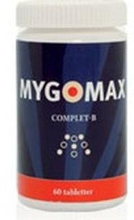 MYGOMAX - B-vitamin complex, 60 tabl.