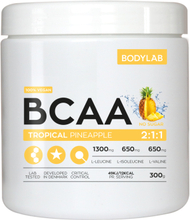 BodyLab BCAA Instant Tropical Pineapple (300g)