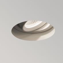 Astro Trimless Round Indbygningsspot Kipbar 7,4W/827 LED, Hvid
