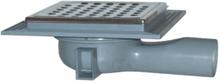 Purus Mini Max komplet Afløbsskål t/Beton 50mm