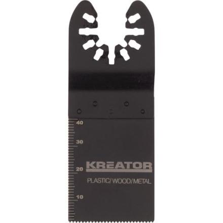 Klinge til træ/metal 34 mm til multicutter