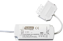 Nordtronic LED Driver, 350mA, 5-16W, Dæmpbar