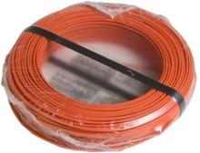 Installationsledning PVL 1x2,5 mm², orange, 100 meter