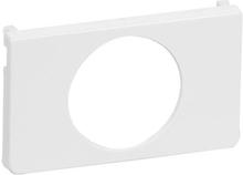 LK Fuga Afdækning for PIR 10A, 44x27 mm, Hvid