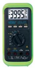 Elma 805 Digitalt multimeter med gummikappe