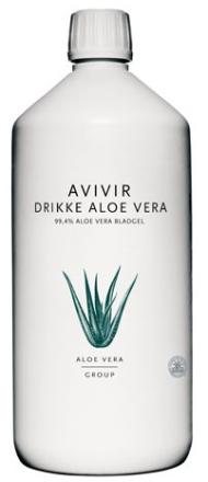 AVIVIR Drikke Aloe Vera, 1000ml.