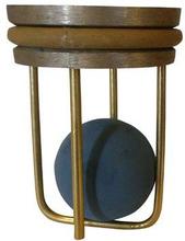 Kloak kontraventil til 110 mm rustfri rør