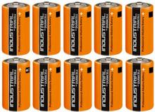 Procell C Alkaline Batterier - 10 stk.