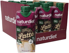 Shake Protein Vanilla Latte VLCD 12-pack - 23% rabatt