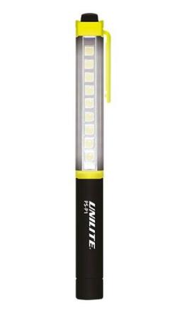 Unilite lygte LED med batterier