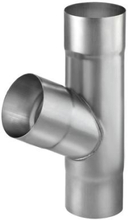 VM Zinc grenrør 60 grader / 87 mm, zink
