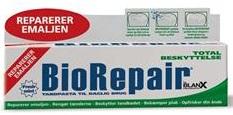 BioRepair Tandpasta total beskyttelse, 75ml.