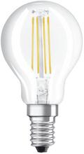 Osram Retro LED Krone 4W/827 (40W) E14 Klar