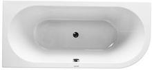 Royal Viva badekar venstrevendt 175 x 80 cm