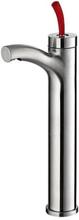 Primy Chili High håndvaskarmatur, rustfrit stål