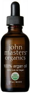 100 % argan olie fra John Masters, 59ml.