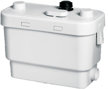 SFA Sanivite Silence afløbspumpe (velegnet til opvaskemaskine, vaskemaskine, vaske, brusekabine, badekar, bidet)