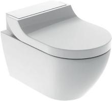 Geberit AquaClean Tuma Comfort væghængt toilet med bidetfunktion i alpin hvid