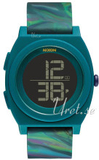 Nixon A4171610-00 The Time Teller LCD/Gummi