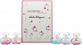 Salvatore Ferragamo Incanto Mini Gift Set 5 x 5ml EDT (Dream + Charms + Heaven + Shine + Bloom)