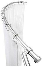 HeFe buet kvalitets forhængsstang, Aluminium