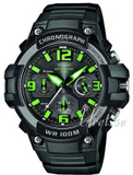 Casio MCW-100H-3AVEF Casio Collection Svart/Plast