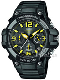 Casio MCW-100H-9AVEF Casio Collection Svart/Plast