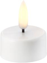 Uyuni LED Lämpökynttilä Nordic White 3,8 x 4,7 cm - Uyuni