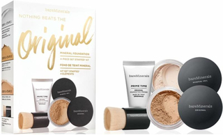 Bare Minerals 4Piece Get Started Kit 03 Fairly Light
