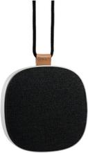 WOOFit Go Bluetooth højtaler. Lille med Stor lyd. Sort.