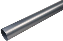 Plastmo Stål Plus nedløbsrør Ø75 mm - 3 meter