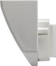 Loftbeslag for Servodan bevægelsessensor 41-232/41233 i hvid