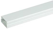 Tehalit kabelkanal LF 30/30 mm i perlehvid - 2 meter