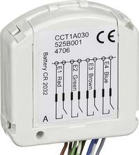 LK IHC Wireless Sender for indbygning, Input, 1-4 kanal