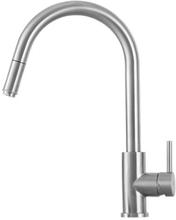 Primy Access køkkenarmatur, rustfrit stål