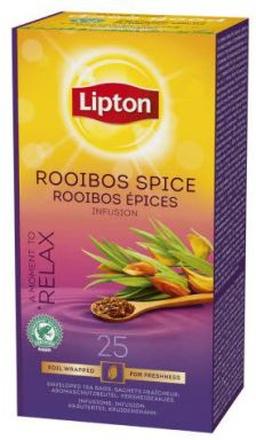 Lipton Te Lipton Rooibos Spice 25/Fp 8722700101185 Replace: N/ALipton Te Lipton Rooibos Spice 25/Fp