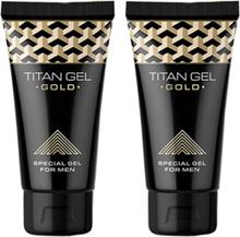 Titan Gold Gel 2 st - spara 10%