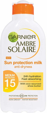 "Solskydd ""Sun Protection Milk SPF15"" 200ml - 50% rabatt"