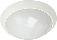 SG Enøk Plafond 10W LED E27, Hvid