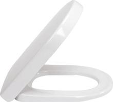 Villeroy & Boch Subway 2.0 toiletsæde med softclose og quick release i hvid