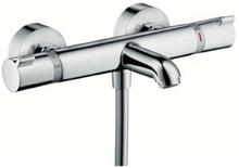 Hansgrohe Ecostat Comfort badekararmatur med termostat i krom