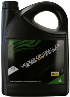 Mazda Original OIL ULTRA 5W30 DPF 5 Liter Dunk