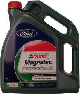 Castrol MAGNATEC Professional D 0W-30 5 Liter Kande