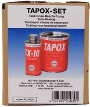 Fertan TAPOX 2-K Tank-Innenbeschichtung Epoxy SET 540 Milliliter Burk
