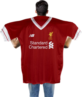 Liverpool flagga shirt