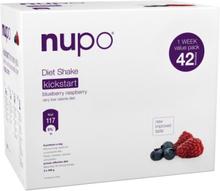 Nupo Blueberry Raspberry Kæmpekøb 1344g
